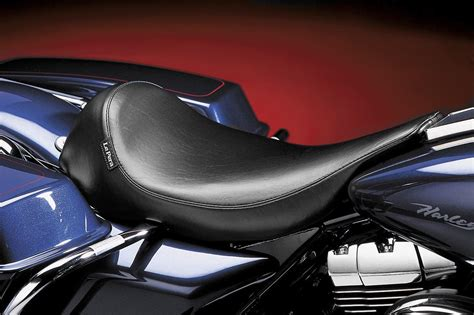 le pera silhouette seat sportster le pera lh 857 silhouette seat for harley road