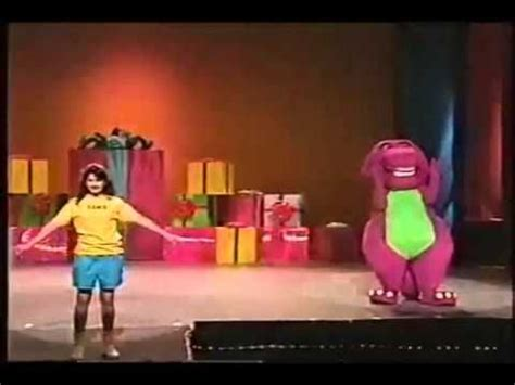 barney and the backyard gang barney in concert 82 best images about barney 1990 on pinterest musicals