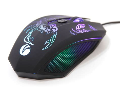 Mouse Usb Asus led scorpion usb gaming mouse for asus zenbook zenbook