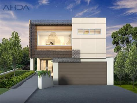 sloping house designs australia sl4002 architectural house designs australia