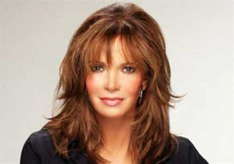 hairstyles with bangs 40 years long hairstyles for women over 40 with bangs long hairstyles
