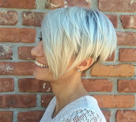 blonde foils pixe cut 12 long pixie cuts bangs and bob you will ever need
