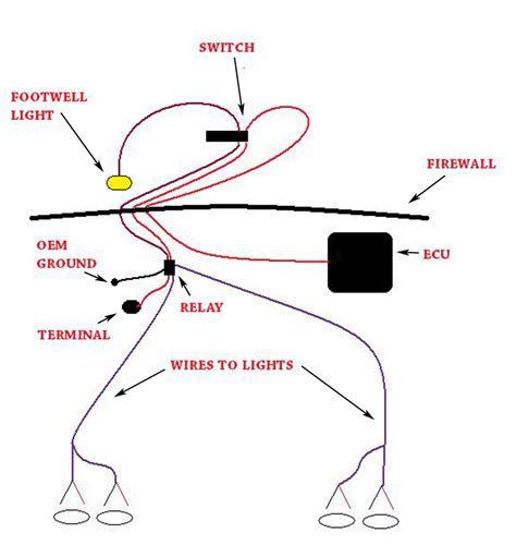 led floodlight wiring diagram flood light battery wiring