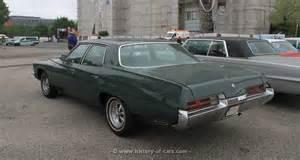 Buick Lesabre 1971 Buick 1971 Lesabre 4door Sedan The History Of Cars