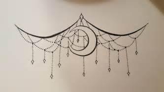 Mermaid Chandelier Underboob Tattoo Design By Imperialdroid On Deviantart
