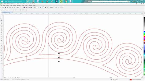 pattern in corel corel draw tips tricks greek pattern clean up a hard
