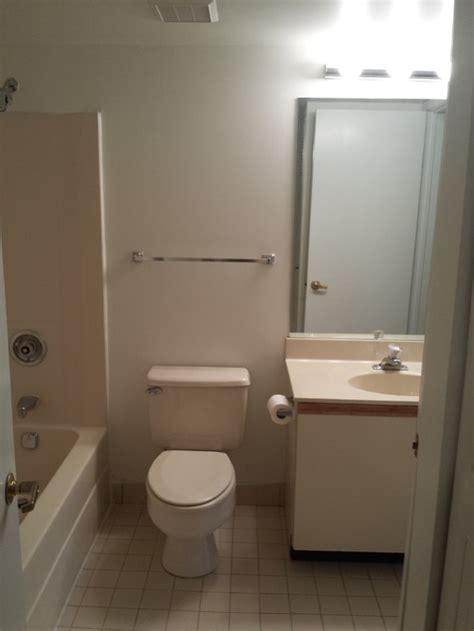 Very Small Bathroom Ideas pls help rescue this almond bathroom from the 80 s