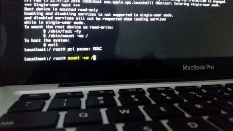 reset nvram macbook el capitan reset forgotten mac os x el capitan password wikigain