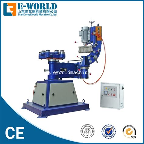 Glass Shape Edge Irregular Grinding Polishing Machine