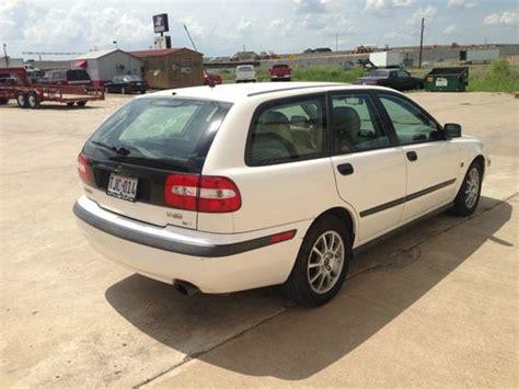 buy   volvo  base wagon  door   elm mott texas united states