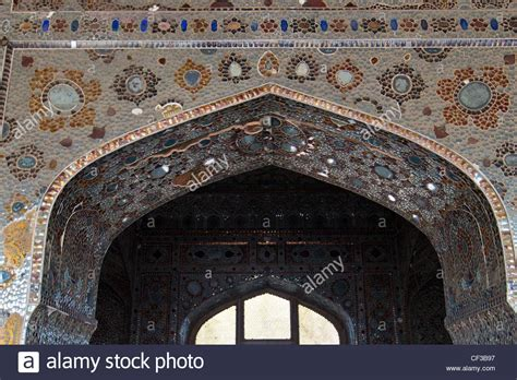 Or Of Sheesh Mahal Or Palace Of Mirrors Lahore Fort Lahore Pakistan Stock Photo Royalty Free Image