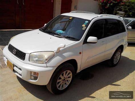 Toyota Rav4 2003 For Sale Used Toyota Rav4 Sport 2003 Car For Sale In Karachi