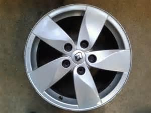 Alloy Wheels For Renault Megane 2010 Renault Megane 16 Inch Alloy Wheels Ebay