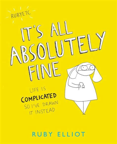 libro its all absolutely fine 100 must read graphic memoirs