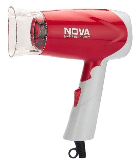 Hair Dryer Best Brand India nhp 8103 1300 w hair dryer buy nhp 8103