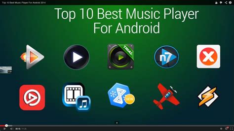 best audio player for android top 10 players for android techyv
