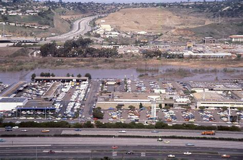 mission valley chevrolet mission valley floods february 20 1980