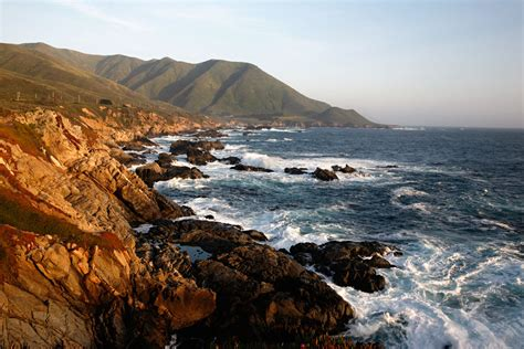 Ghost Of The Big Sur Coast robinson jeffers big sur california