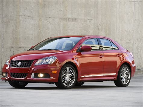 suzuki kizashi 2011 car wallpapers 02 of 32