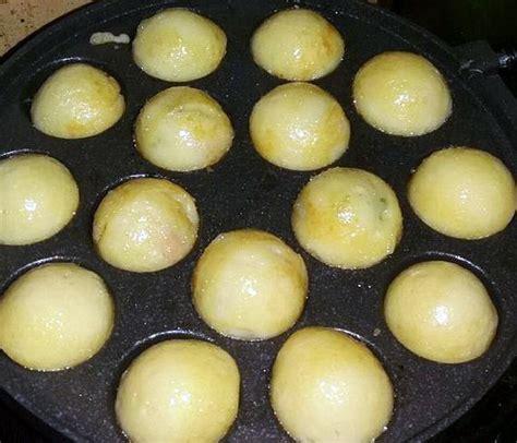 cara membuat kuih takoyaki resep takoyaki jepang enak dan cara membuat bahan adonan