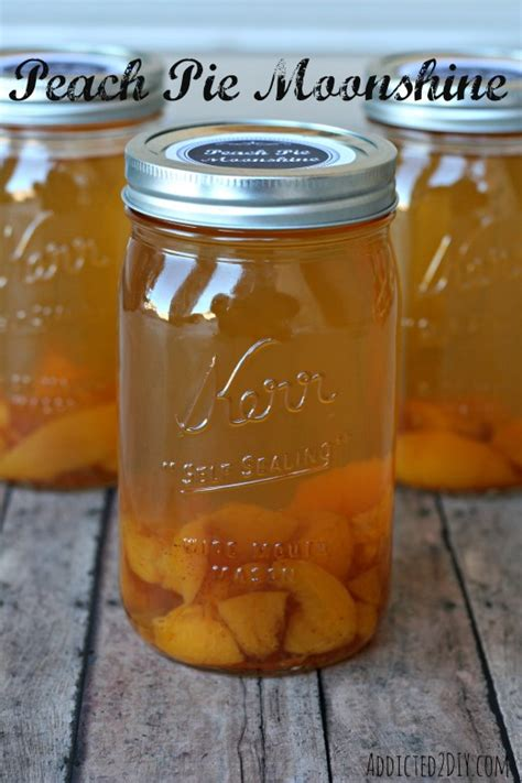 peach pie moonshine addicted 2 diy