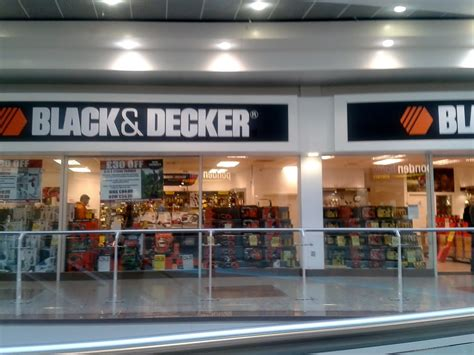 black and decker outlet store locations black decker hardware stores the lowry outlet mall