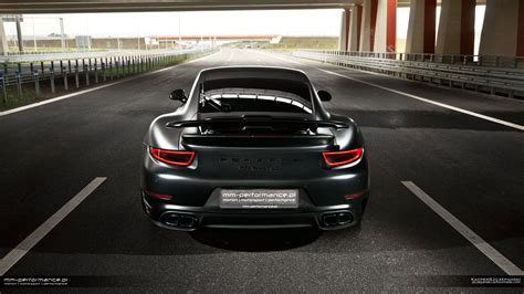black porsche 911 turbo matte black porsche 911 turbo s by mm performance gtspirit