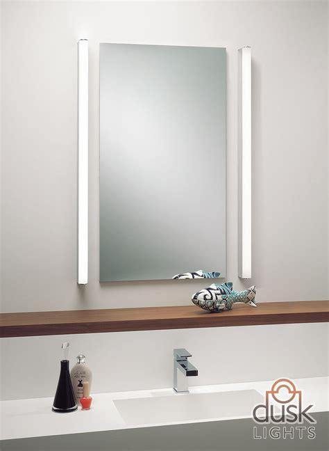 led strip lights for bathroom mirrors 1000 ideas about led bathroom lights on pinterest