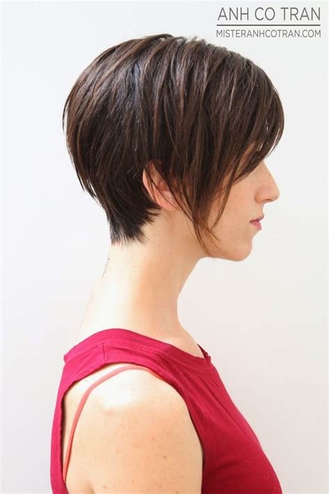 long bob and long pixie cuts for diamond faces la short is the style of spring cut style anh co tran