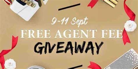 Free Giveaway Singapore 2017 - ezbuy singapore free agent fee giveaway from 9 11 sep 2017 why not deals