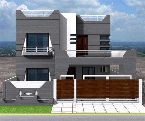 home front view design pictures in pakistan home front elevation design pakistan 5 marla home landscaping