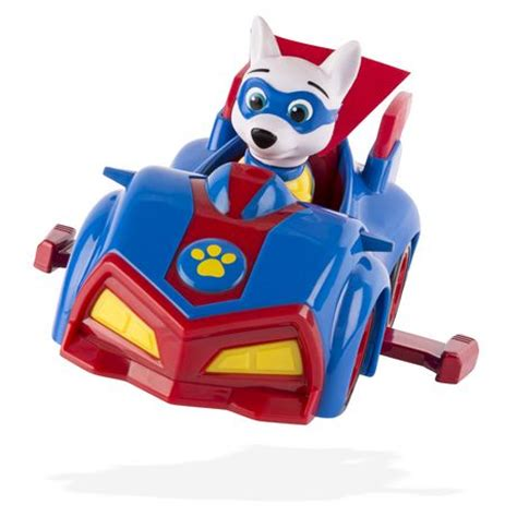 paw patrol boat big w paw patrol apollo s pup mobile toy vehicle and action