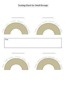 Seating Chart Template For Small Groups Horseshoe Table By Flukes Horseshoe Seating Chart Template