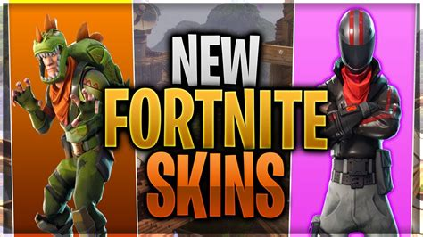 fortnite new skins coming out new rex and fortnite leaked new