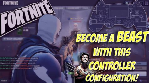 fortnite builder controls fortnite best controller settings must try it s op