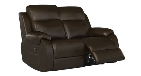 2 Seater Recliner Sofas Avalon 2 Seater Electric Recliner Sofa