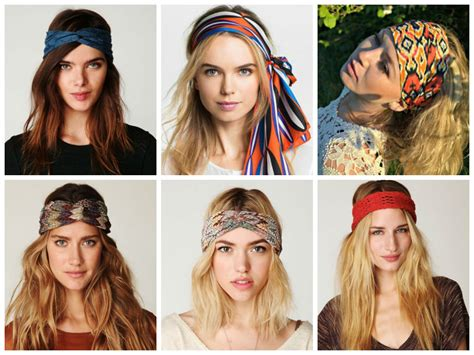 Hairstyles with a Thick Headband   Hair World Magazine