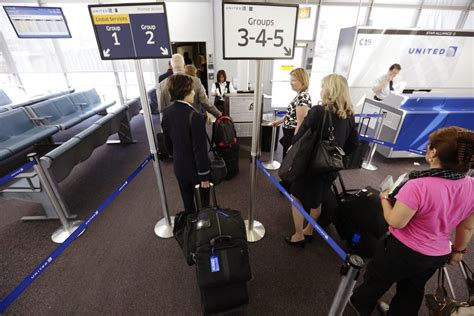 united airlines baggage allowance per person travelers fed up with other passengers stuffed carry on