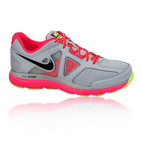 nike dual fusion running shoes womens nike dual fusion lite 2 msl s running shoes h014
