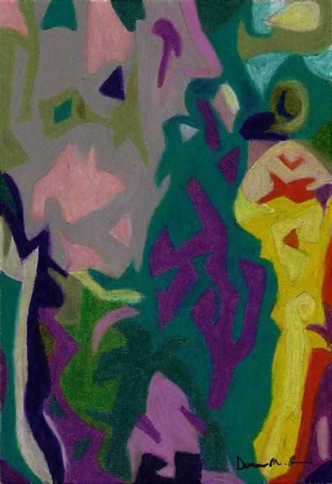 Lhany Pant 1 bonaventure pondering part 1 pastel by dorneisha batson