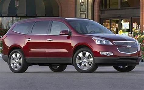 chevrolet traverse 7 seater 2012 chevrolet traverse suv