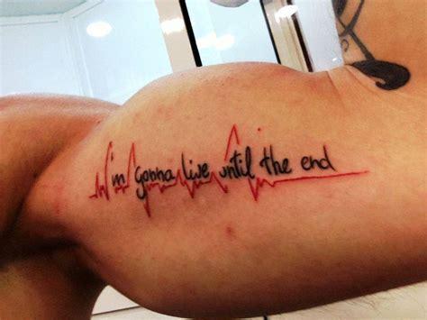 imagenes de tatuajes de zyzz frase en biceps kustom skin tattoo tatuajes logro 241 o