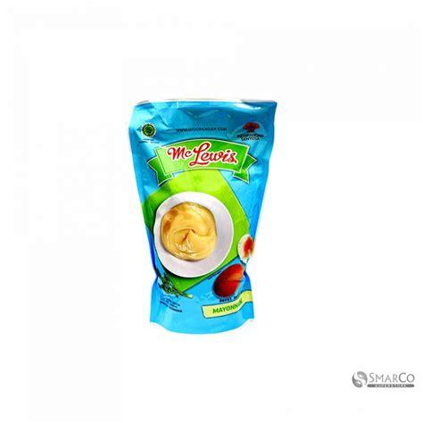 Mayonaise Mc Lewis Sweet Mayo 1kg detil produk mc lewis mayonaise lp c001 original 1 kg