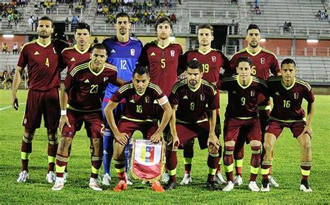 imagenes de venezuela equipo la selecci 243 n de venezuela en la copa am 233 rica 2015