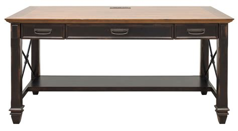 Amazon Com Martin Furniture Hartford Writing Desk Brown