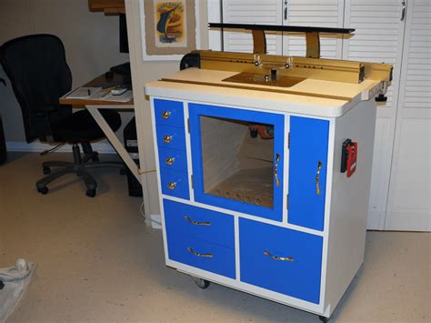 how do i use a router table router cabinet plans mf cabinets