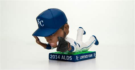 2014 bobblehead giveaways royals bobbleheads giveaway revisits 2014 world series run