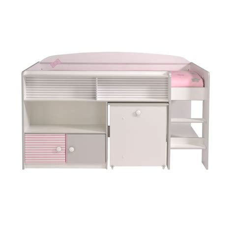 cabin bed with futon and desk 17 best images about evie new bed on pinterest shops uk