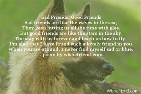 good friends quotes  poems quotesgram
