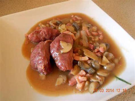cuisiner des joues de porc recette de joue de porc aux chignons